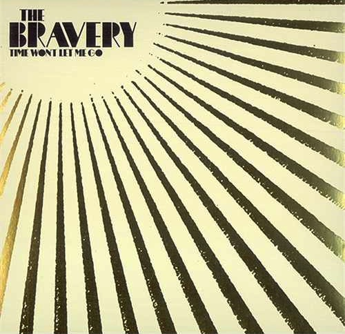 "The+Bravery+-+Time+Won't+Let+Me+Go+-+5""+CD+SINGLE-406684"